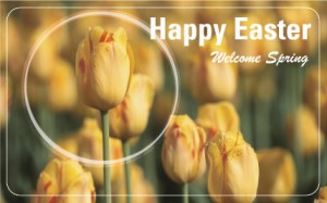 Happy Easter ecard from Real Living