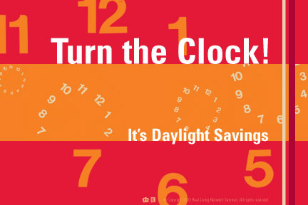 daylight savings time reminder photos. Daylight Savings Time Reminder