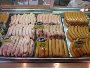 Schmidts sausages