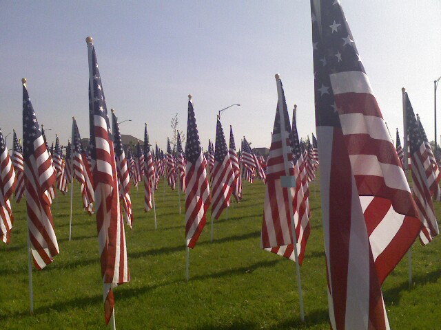 Westerville Field of Heroes 2010