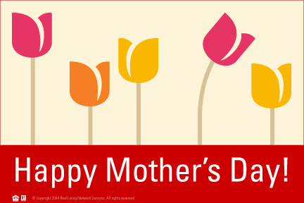 Real Living ecard for Mother's Day