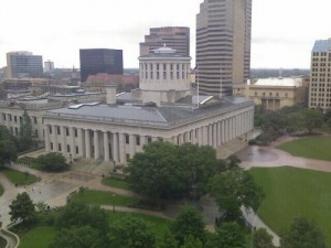 Ohio Statehouse, Columbus Ohio