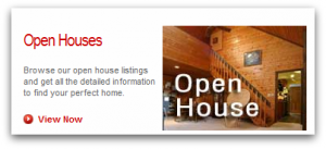 Open House on Real Living HER eLeads website