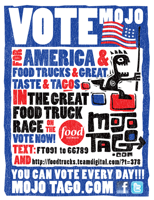 Vote MoJo TaGo a Cbus food truck