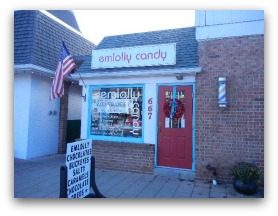 Emlolly Candy on High St. Worthington Ohio