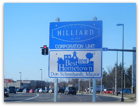 Ohio Magazine named Hilliard  Best Hometown