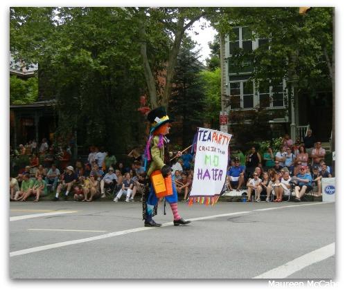 Mad Hatter Doo Dah Parade 2011