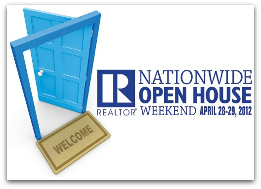 NAR Nationwide Open House Weekend