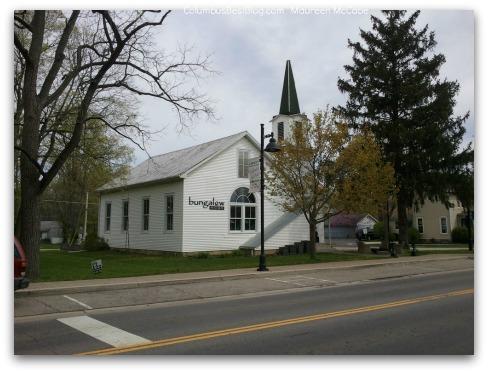 Bunglaow Home, Olentangy Street, Powell Ohio