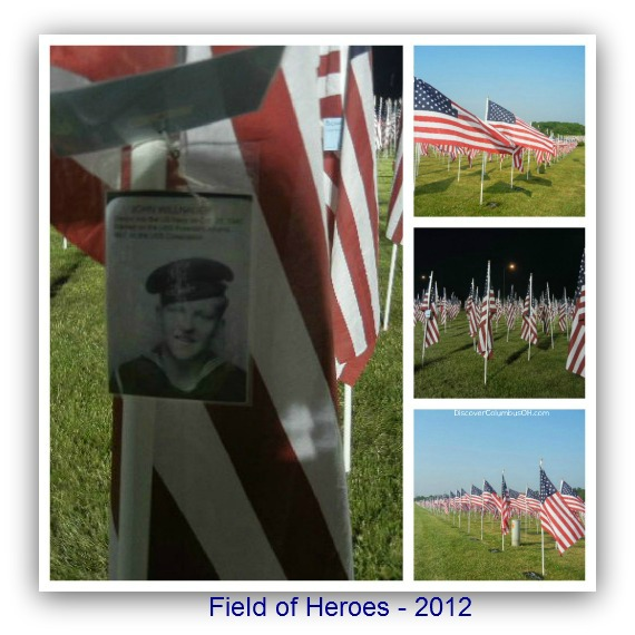 Field of Heroes collage