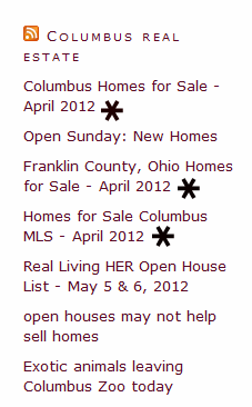 Columbus Ohio real estate