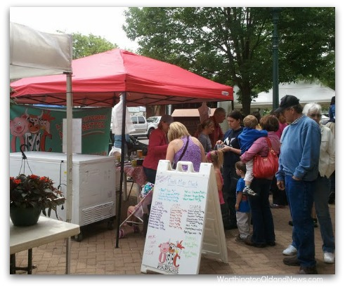 Worthington Farmer's Market