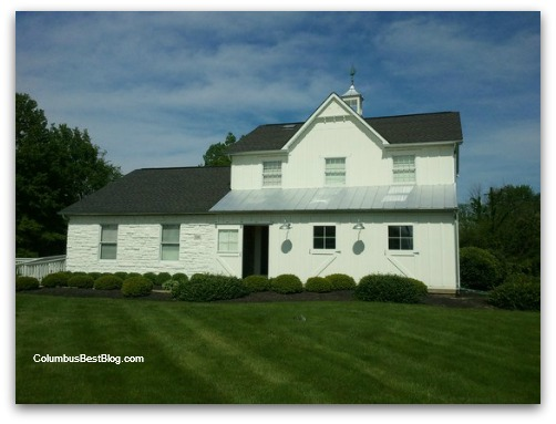 New England Homes Ohio custom builder