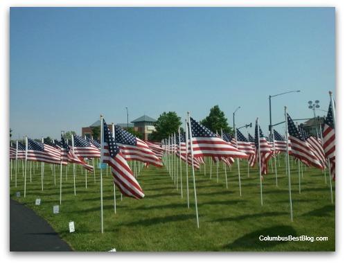 Westerville - Field of Heroes 2011