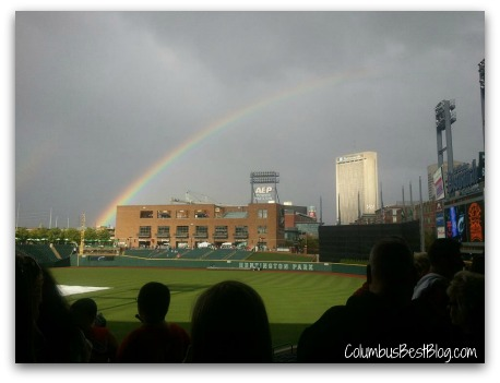 Huntington Park Rainbow Arena District Columbus Ohio