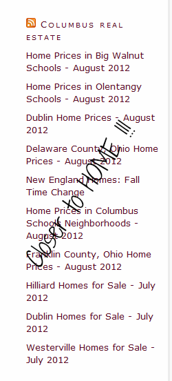 Columbus Ohio real estate market reports are here
