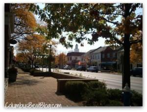High Street in Worthington