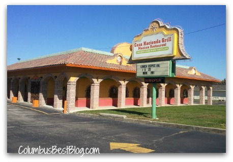 Casa Hacienda Grill in Columbus, Ohio