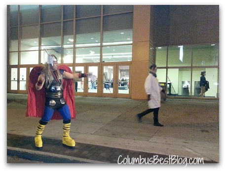 Thor on High St. Columbus