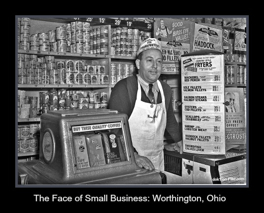 Worthington, Ohio small business