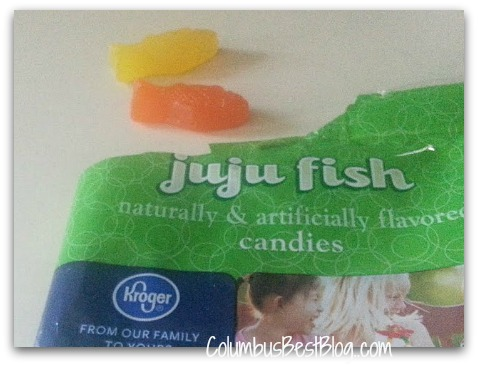 Ju Ju fish from  Kroger