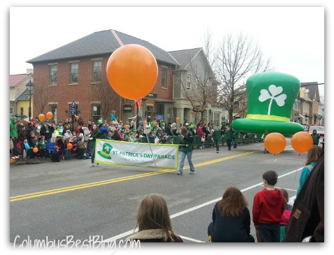 Dublin Parade 2013