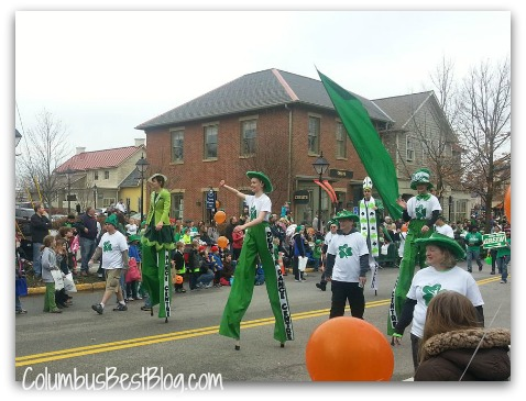 Dubln St. Patrick's Day Parade