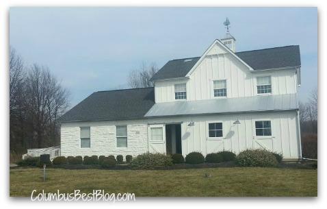 New England Homes barn 2013