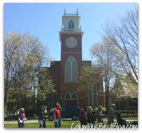 St. John's Episcopal Church Worthington Ohio 2012