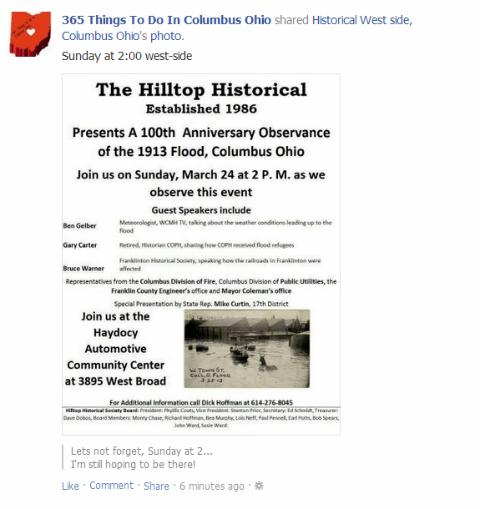 Hilltop Historical