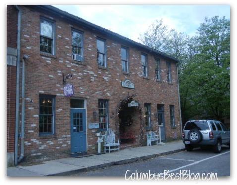 Wren House,  Worthington, Ohio