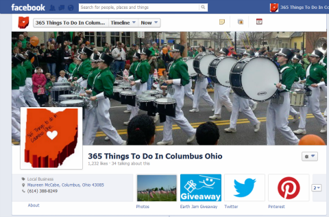 365 Things to do in Columbus Ohio on Facebook
