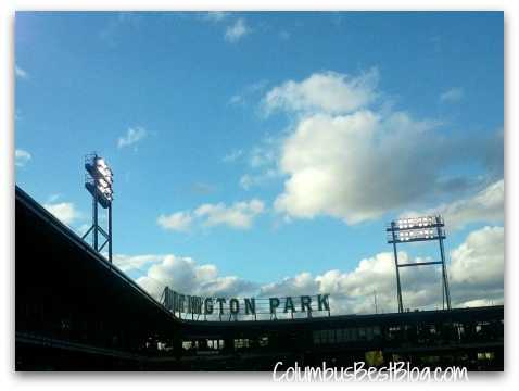 Huntington Park Blue Sky