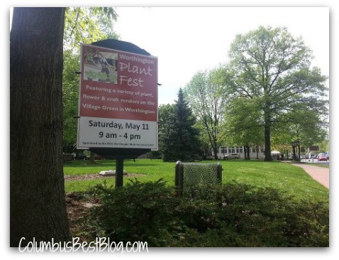 Plant Fest in Worthington