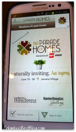 BIA Parade of Homes App still says MoLC 2013