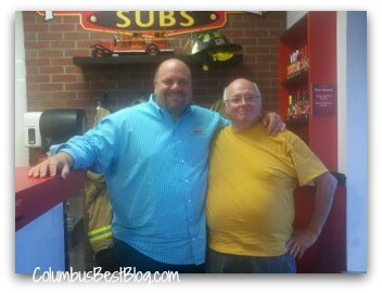 Robin Founder of Firehouse Subs