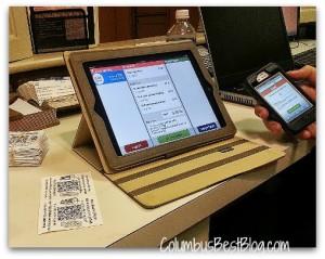 SnagMobile application on the iPad