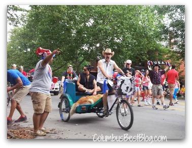Doo Dah Pedal Cart