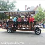 Columbus Pedal Wagon
