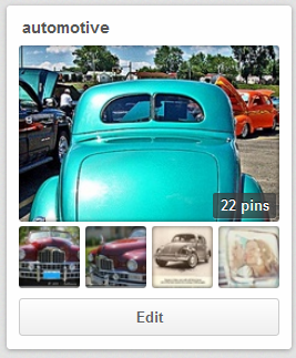 Pinterest Automotive
