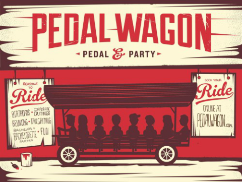 Cbus Pedal Wagon is on Facebook