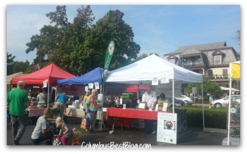 Worthington Farmers Market September 2013